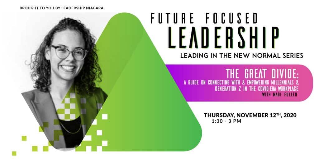Madi Fuller - Future Focused Leadership series, Career Success Specialist - Juno College of Technology