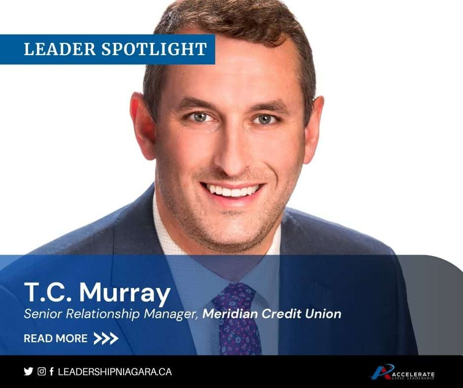 T.C. Murray, Senior Relationship Manager, Meridian Credit Union