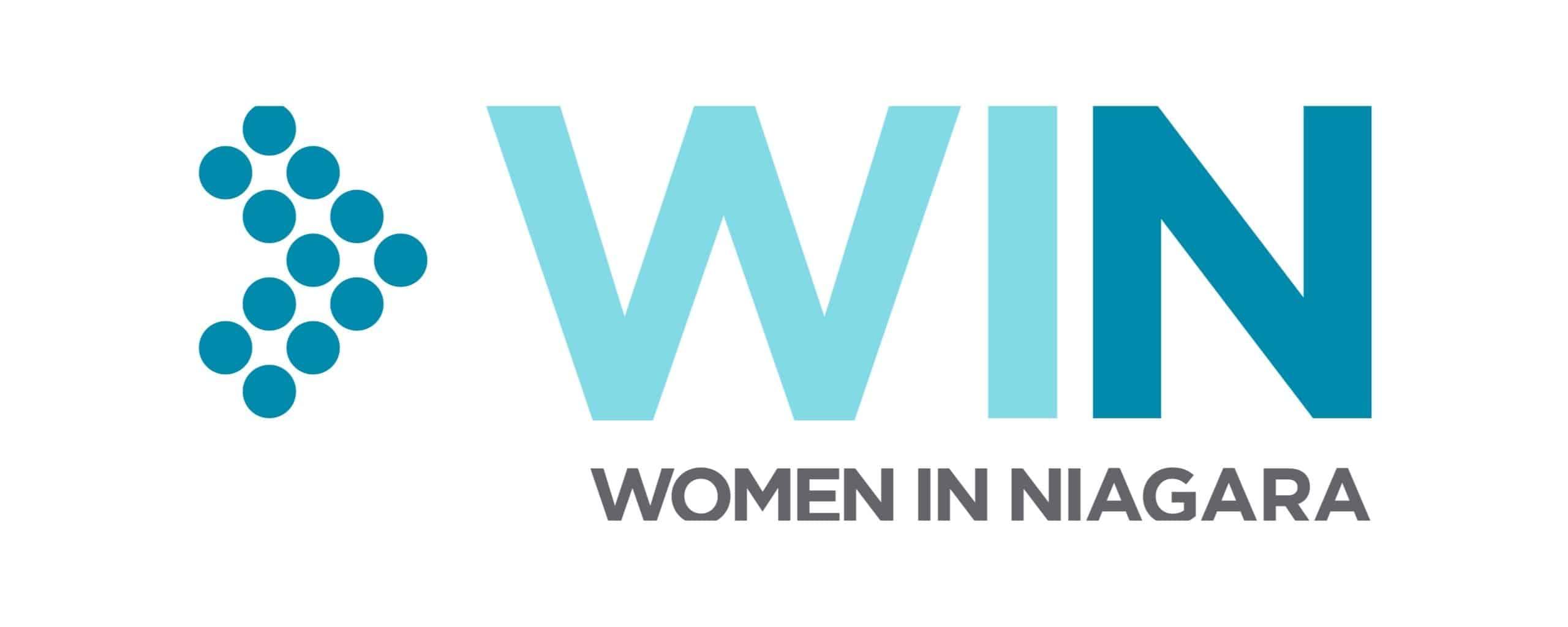 Greater Niagara Chamber of Commerce (GNCC) Women In Niagara (WIN) logo