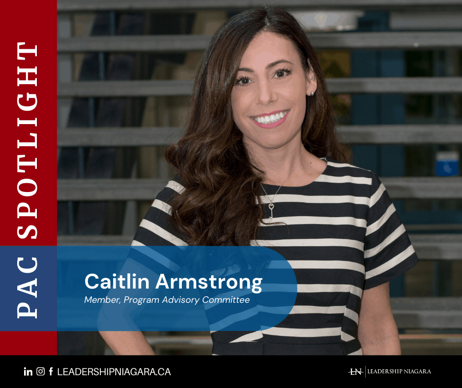 PAC Spotlight image of Caitlin Armstrong, member of the Program Advisory Committee