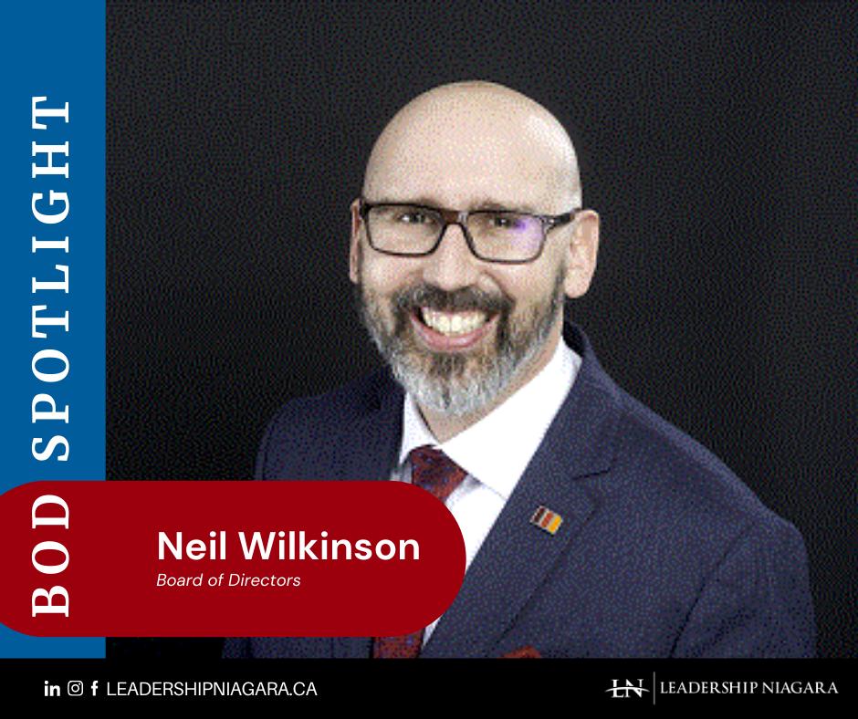 Neil Wilkinson, BOD Spotlight image
