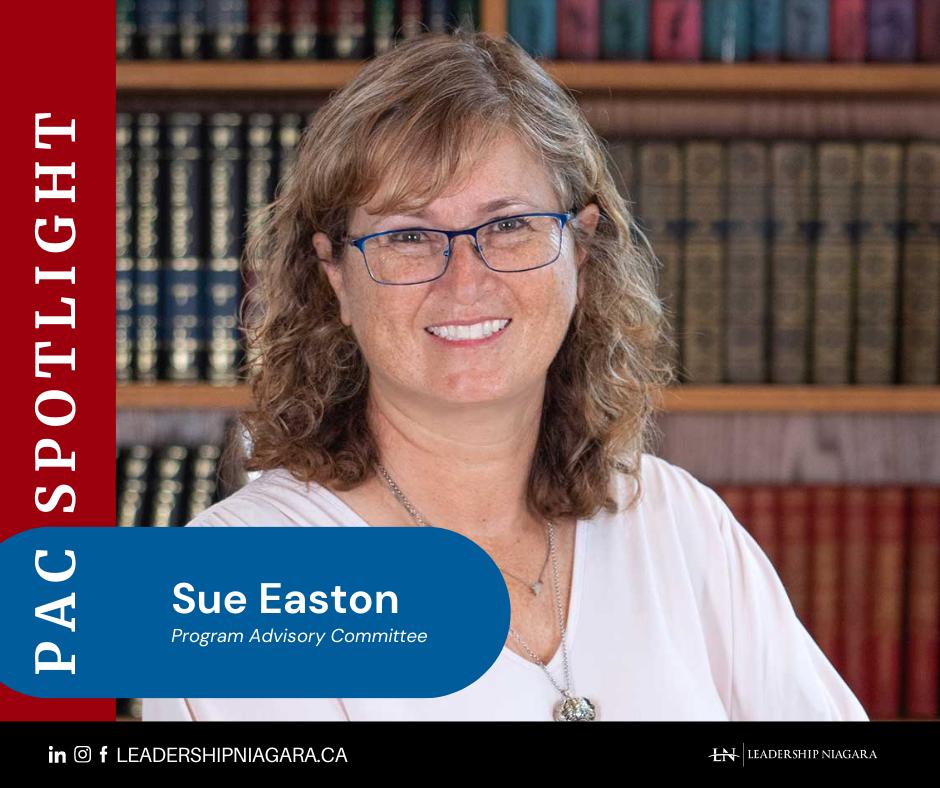 Sue Easton 2021 PAC Spotlight Image
